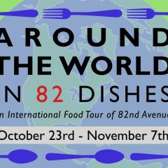 Around the World in 82 Dishes