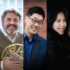 Radovan Vlatković: Transcendent Horn Trios—with Soovin Kim & Gloria Chien