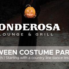 Ponderosa Halloween Party
