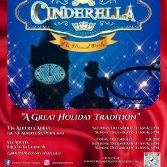 Cinderella - The Musical Panto
