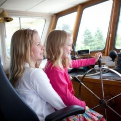 Easter Brunch Cruises on the Portland Spirit