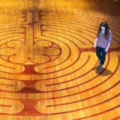 Open Labyrinth Walk