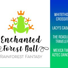 3rd Annural Enchanted Forest Ball- Rainforest Fantasy