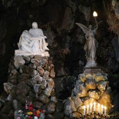 Easter Sunday at The Grotto