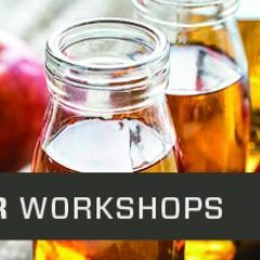 Cider Making Workshop