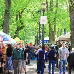 Portland Farmers Market at Portland State University