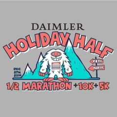 Holiday Half Marathon