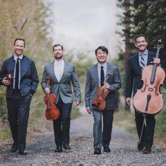 "Miró Quartet: Beethoven's ""Harp,"" ""Serioso"" & Opus 127 String Quartets"
