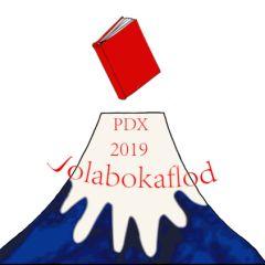 Jolabokaflod PDX 2019
