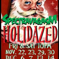 Spectravagasm: Holidazed