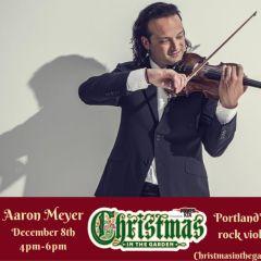 Aaron Meyer Christmas Concert