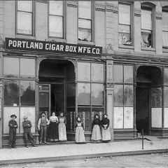 A Changing Landscape and the Forgotten City of East Portland