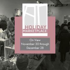 Arts Council of Lake Oswego's Holiday Marketplace Returns