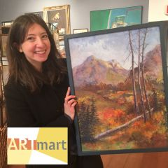 Arts Council of Lake Oswego's ARTmart Is Back