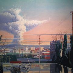 Volcano! Mount St. Helens in Art