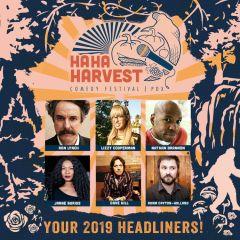 Ha Ha Harvest Comedy Festival