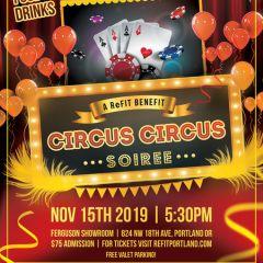 Circus Circus Soiree