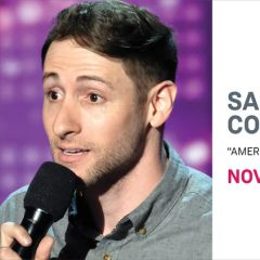 Samuel J. Comroe - America's Got Talent Star Live