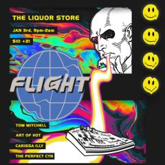 Flight: Acid From Another World
