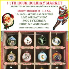 11th Hour Holiday Market