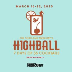 The Portland Mercury's Highball