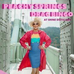 Drag Bingo with Peachy Springs