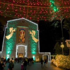 The Grotto's Christmas Festival of Lights