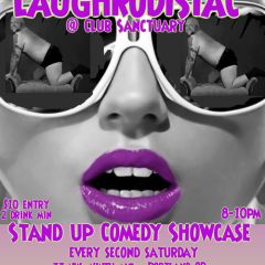 Laughrodisiac Comedy Showcase