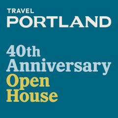 Travel Portland 40th Anniversary Open House
