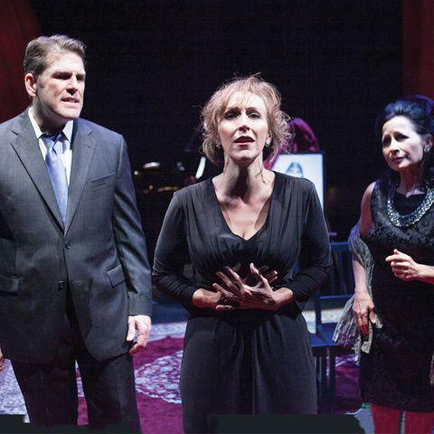 Portland Opera presents Heggie's Three Decembers