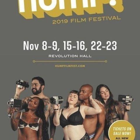 15th Annual HUMP! Film Festival