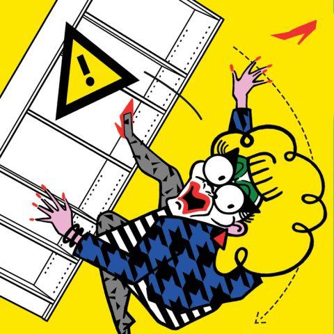 Clown Down: Failed to Mount