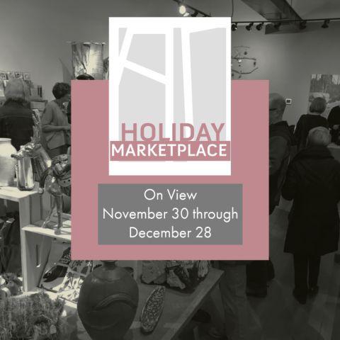 Arts Council of Lake Oswego's Holiday Marketplace Returns