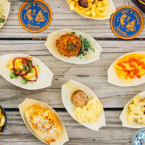 Portland Mac 'n' Cheese Festival