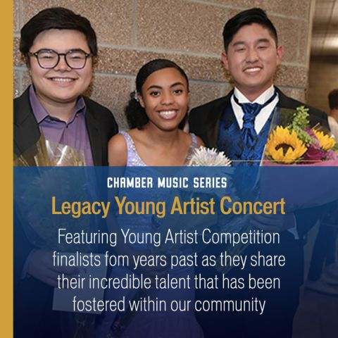 Legacy Young Artist Concert