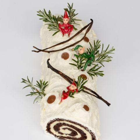Master Class - Traditional Bûche de Noël
