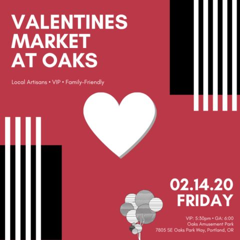 Valentines Market The Official Guide To Portland