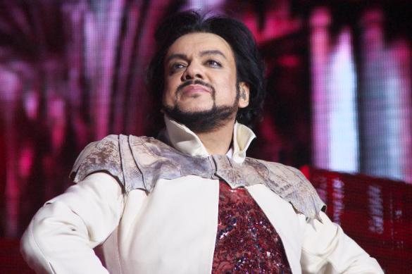 Киркоров отменил концерты из-за короновируса