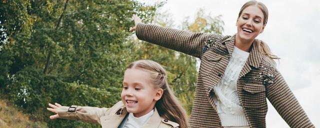 Кристина Асмус познакомила своего возлюбленного с дочерью