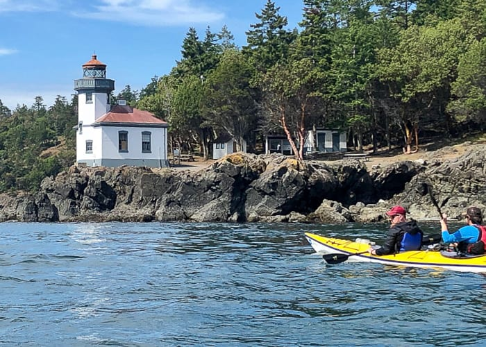 Family Kayak Inn to Inn Tours
