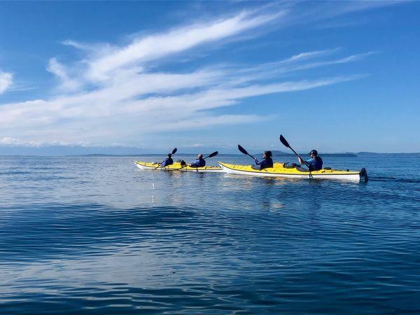 Kayak Camping Tours