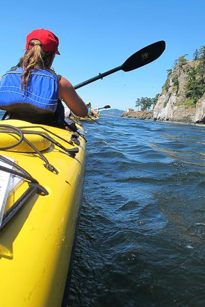 Casual Lodging - Kayaking