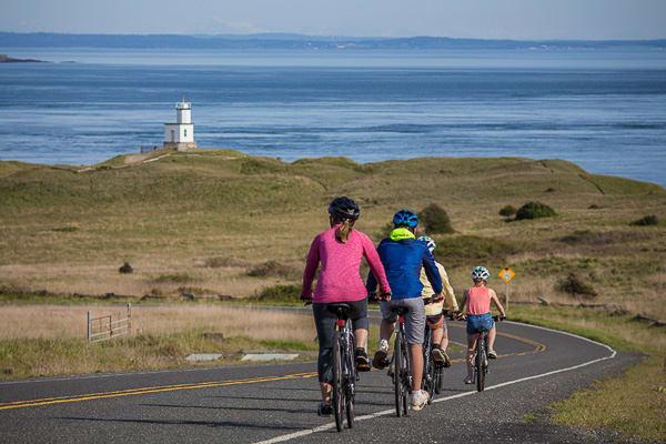 Family Kayak Bicycle Camping Tours