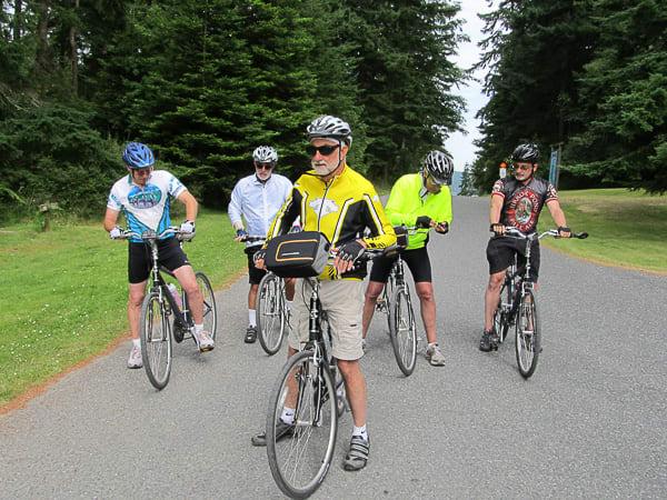 Family Kayak Bicycle Inn Tours