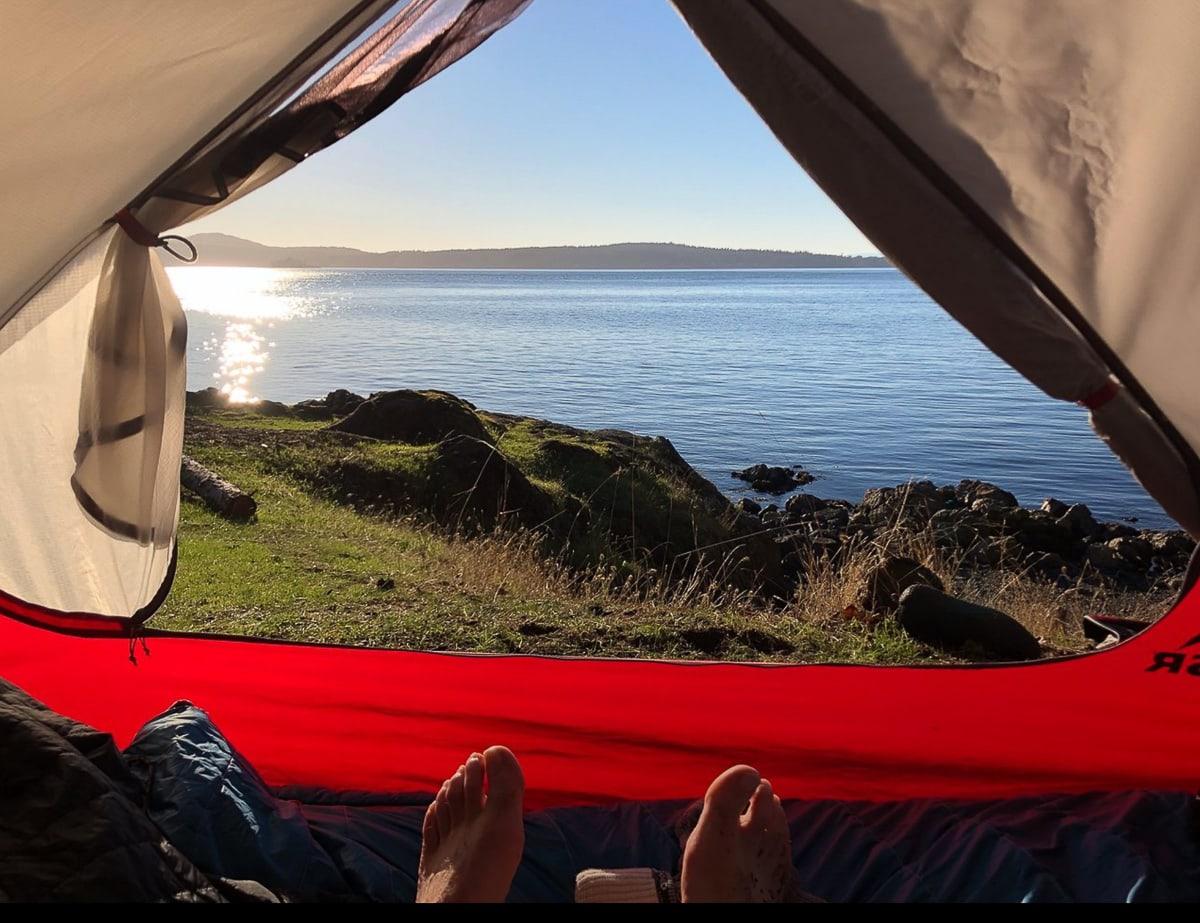 Bike & Kayak Camping Tours