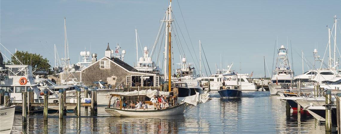 Nantucket Fishing and Boating