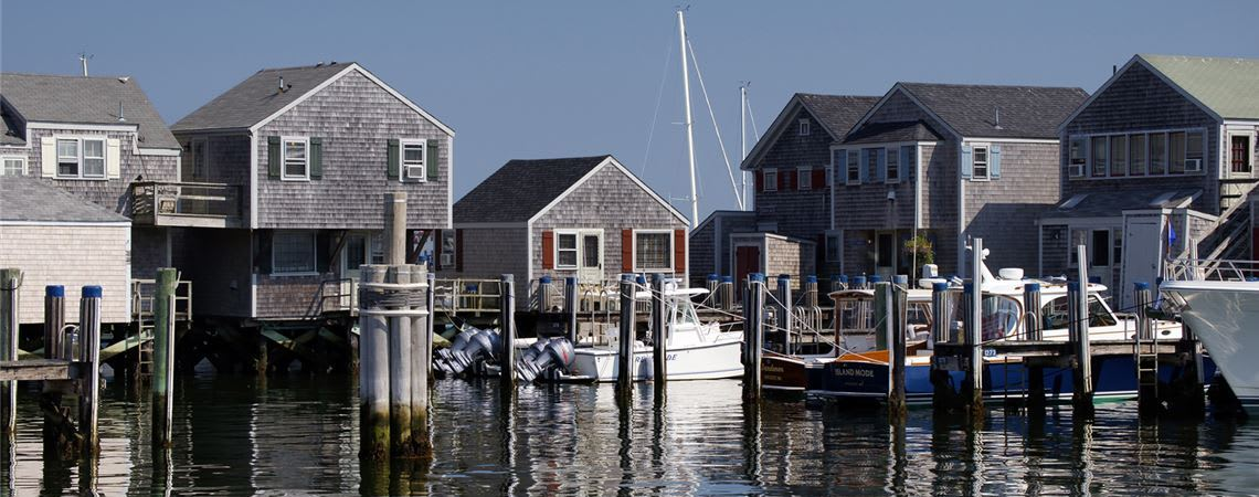 The Cottages in Nantucket