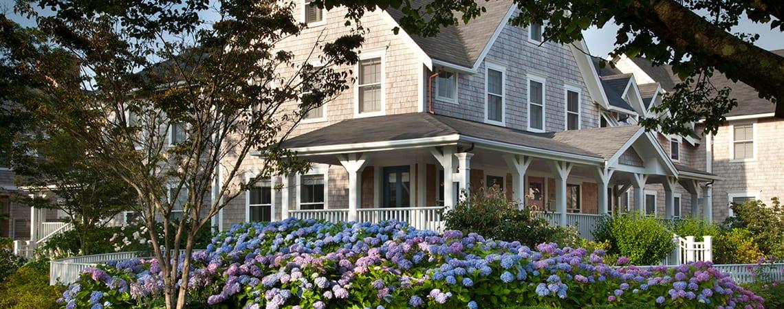 White Elephant Residences & Inn in Nantucket