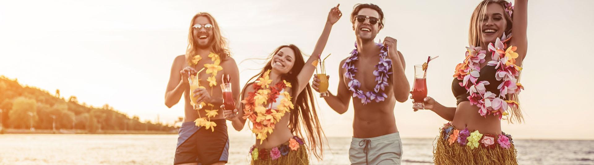 Enjoy Waikiki Beach Walk in Hawaii