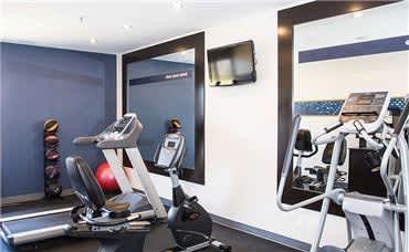 Allentown Park Hotel Amenities - Fitness Center